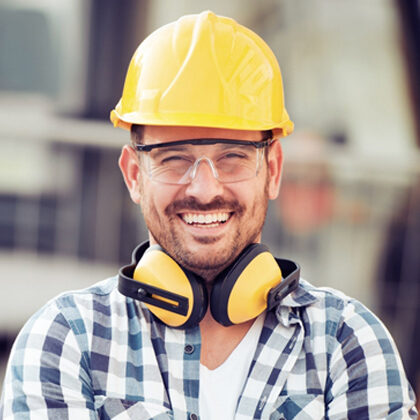 Featured author image: Know Who You are Hiring in the  Construction